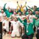 joie vestaire algerie handball egypt2021