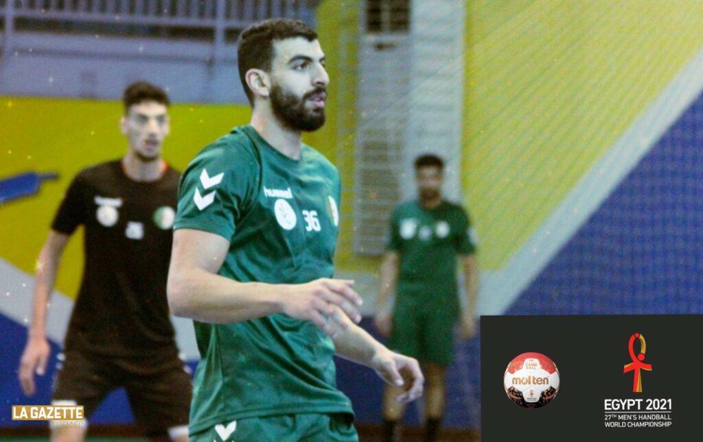 kader rahim handball selection egypt 2021