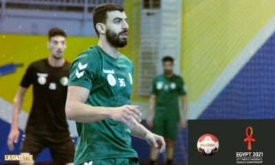 kader rahim handball selection egypt 2021