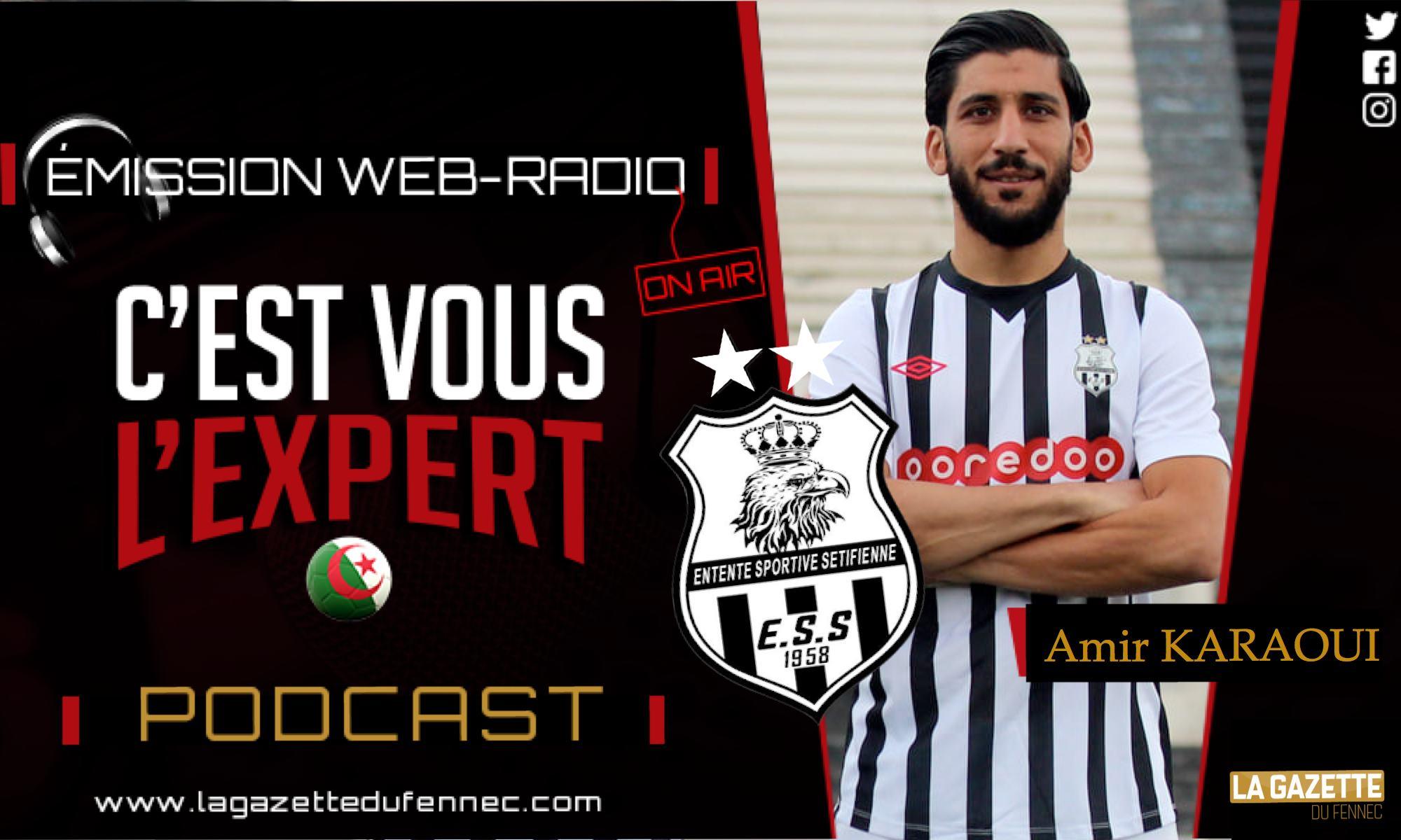 karaoui amir expert podcast