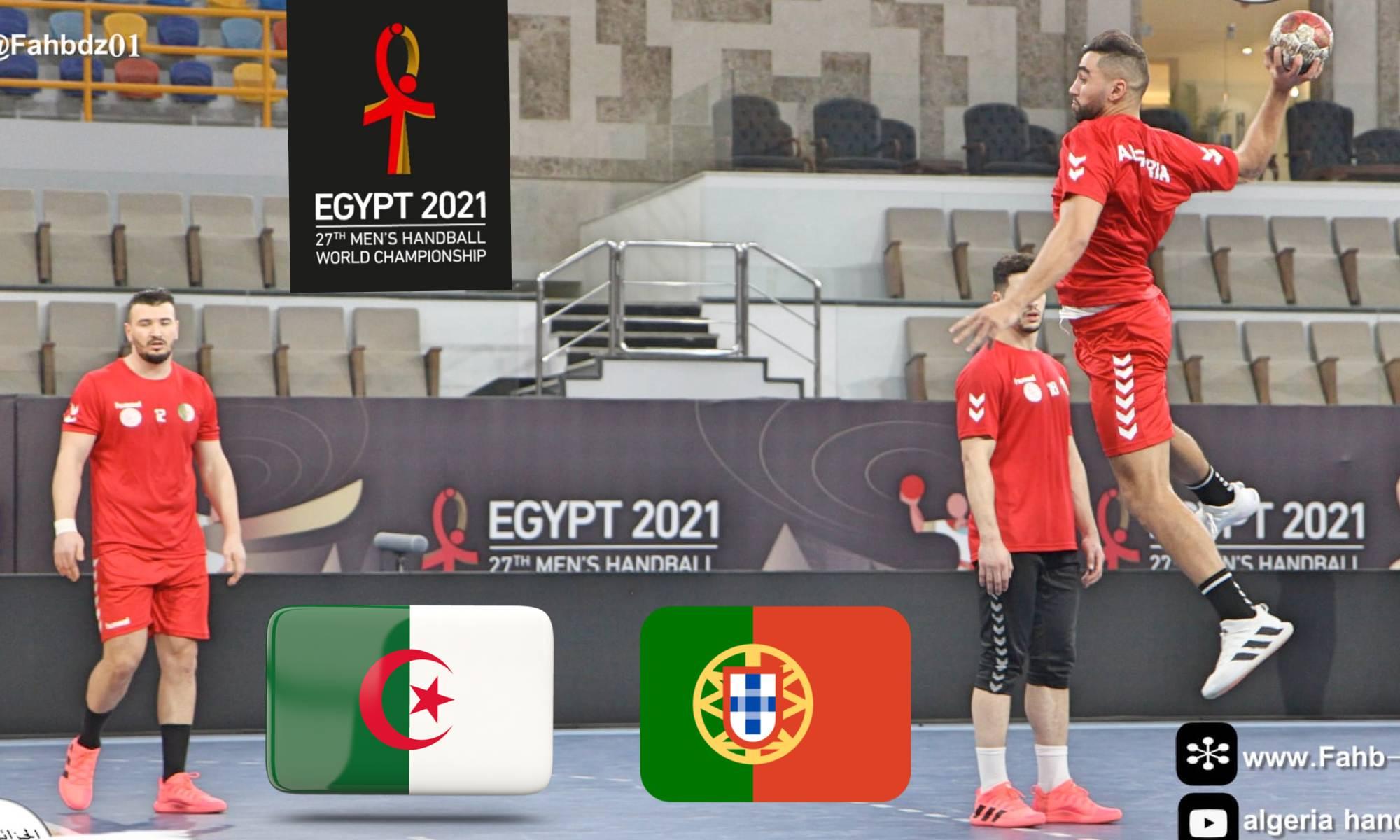 portugal affiche handball 2021
