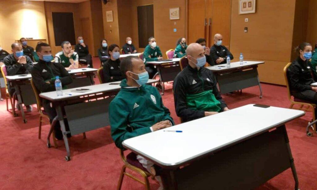 reunion technique arbitre organisation tournoi U17