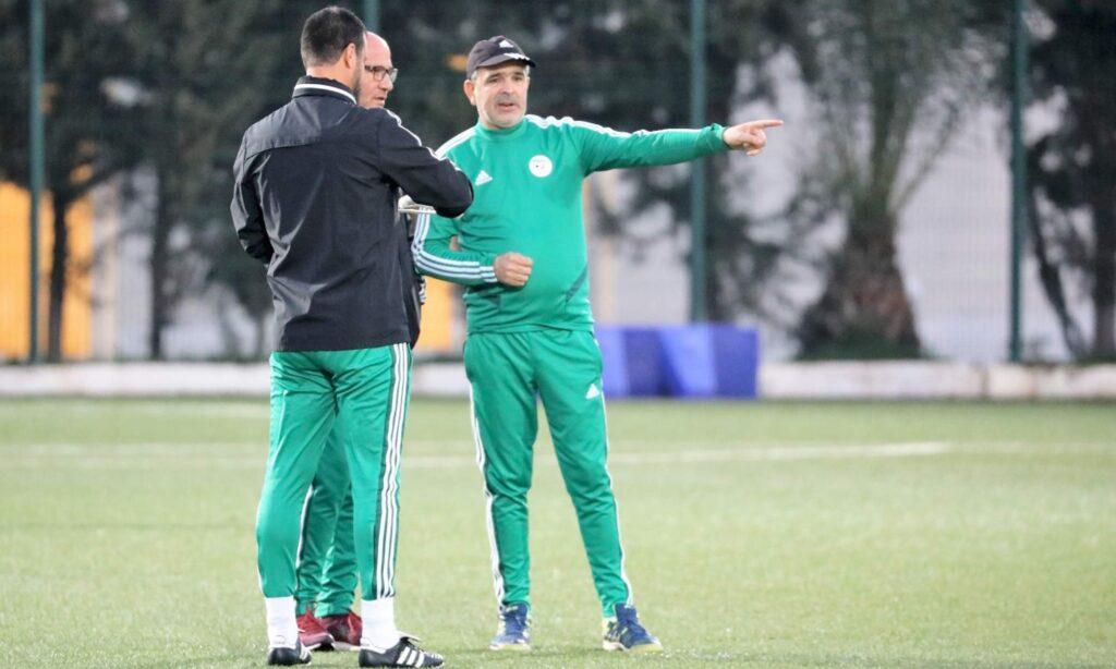 selection U17 lacete coach