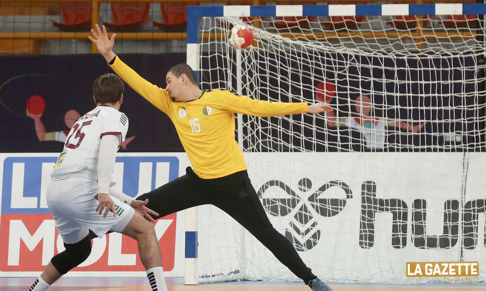 zemouchi gardien handball portugal egypt2021