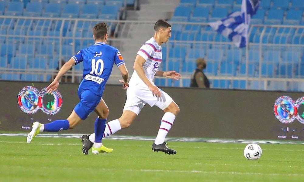 Mehdi Tahrat vs Al Hilal