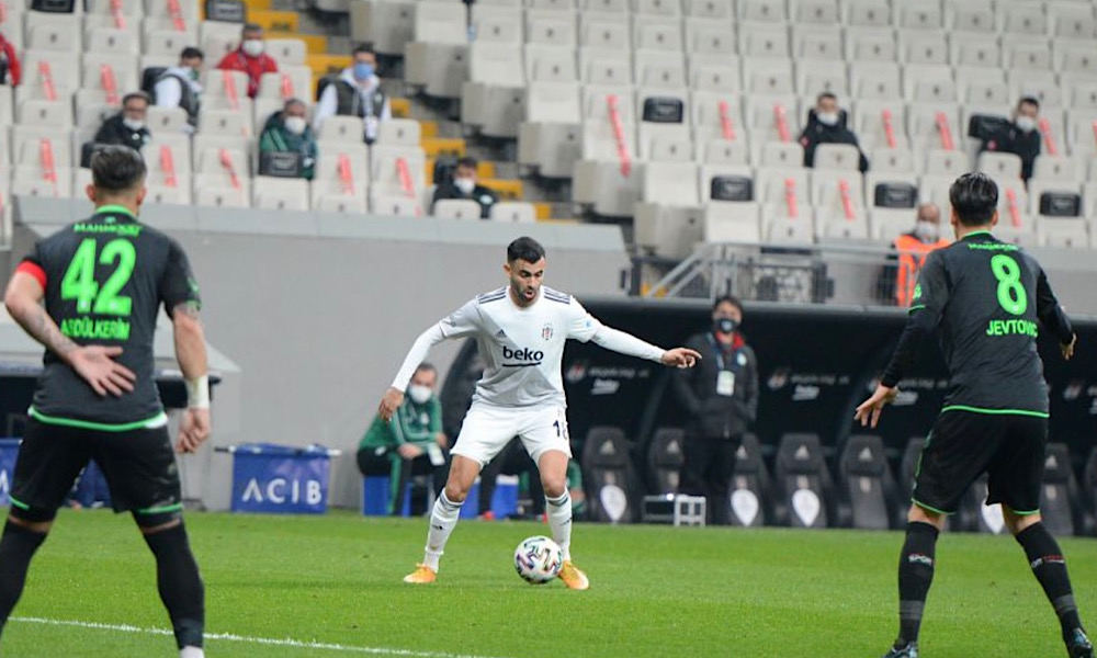 Rachid Ghezzal Konyaspor