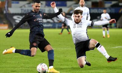 Teamdz programme belkebla boudaoui Zerkane Riyad Mahrez Swansea City