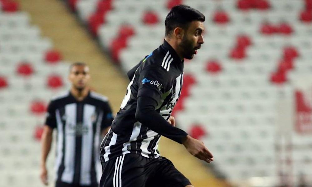 Rachid Ghezzal vs Antalyaspor
