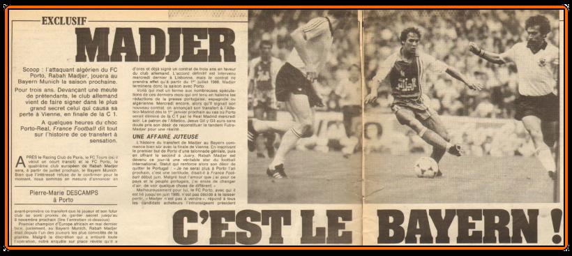 RabahMADJER BayerndeMunichcontrat1987 1