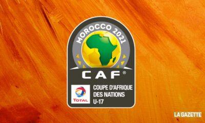 can 2021 Maroc U17 logo