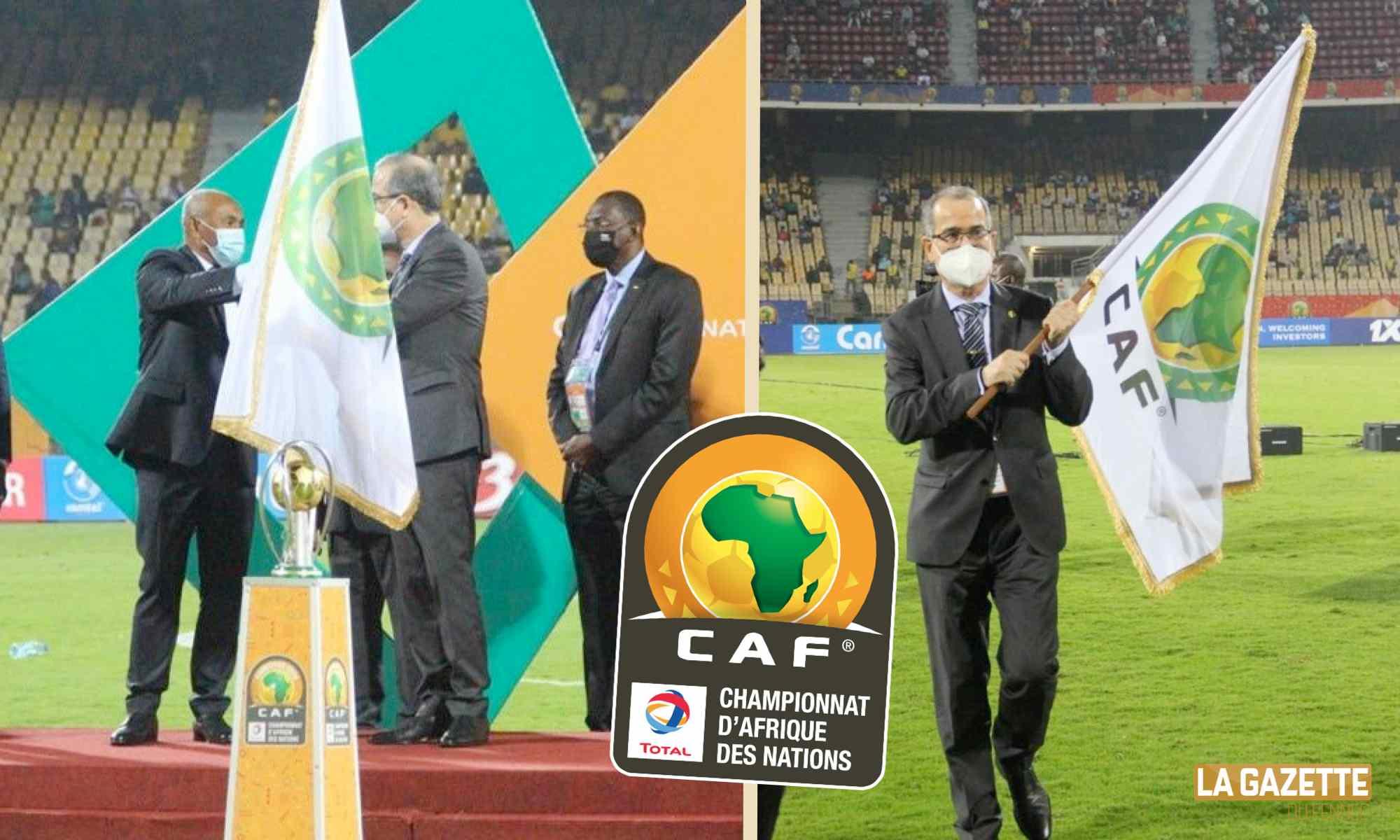 chan 2022 organisation flambeau cameroun algerie