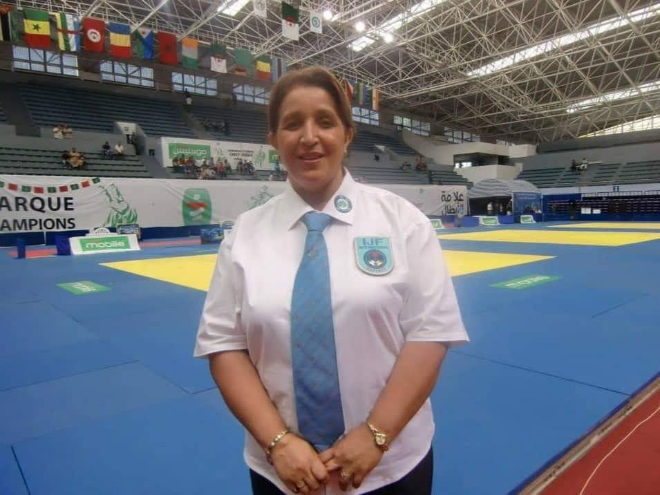 dounia hadjab sport feminin promotion