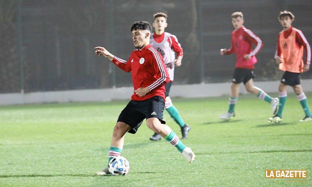 jeune match rouge u17 preparation can 2021