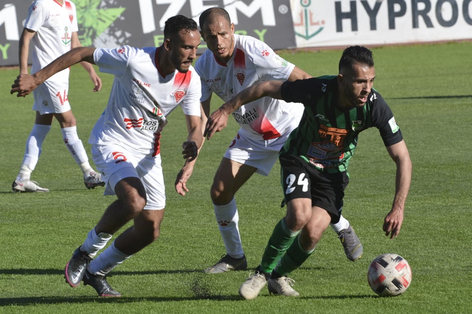 mco usb biskra zabana ligue 1 algerie championnat