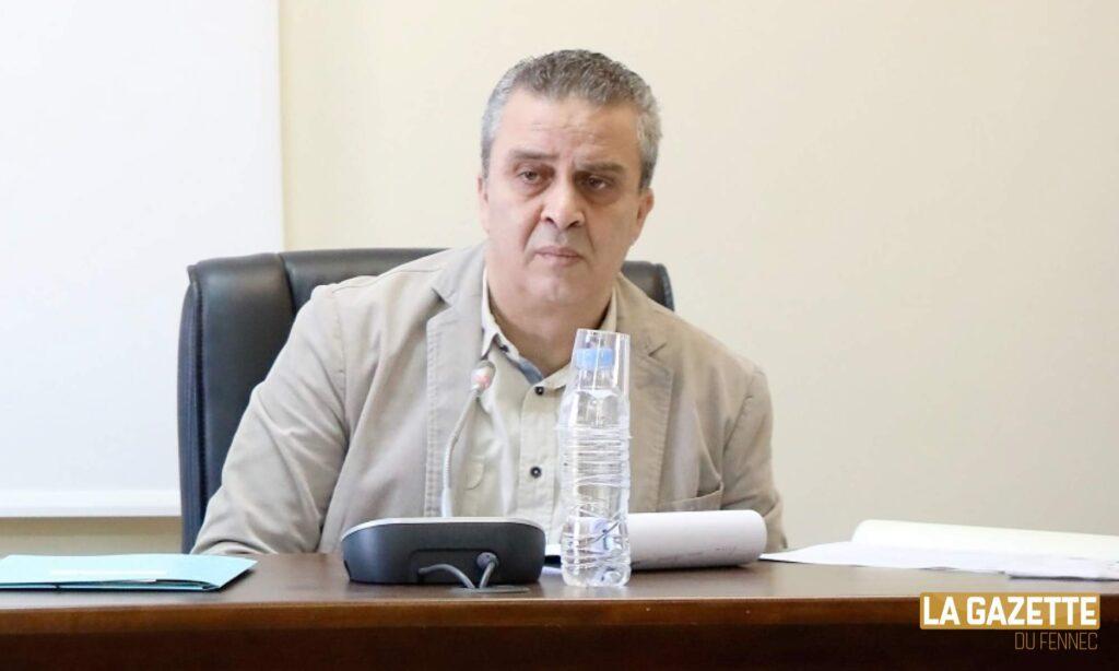 saad mohamed faf secretaire general beige