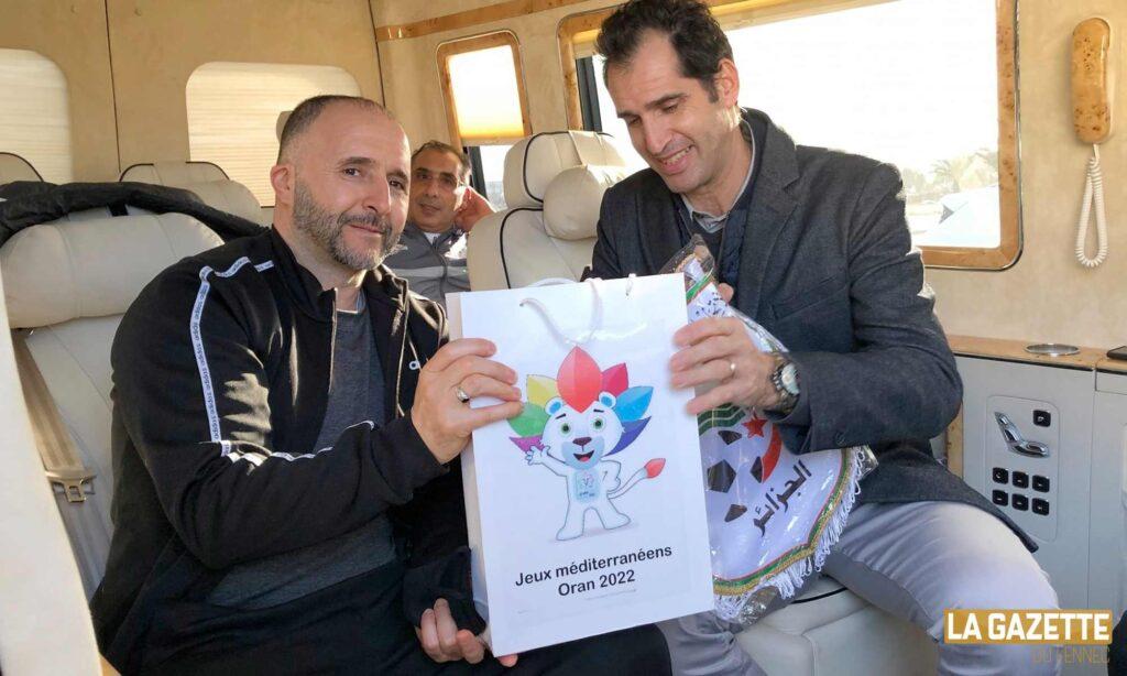 salim iles belmadi oran 2022 JM jeux medit fevrier 2021