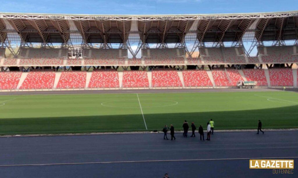 stade nouveau oran fevrier 2021