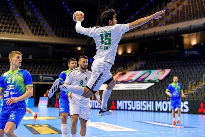 ailier handball slovenie hiba