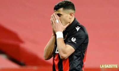 atal youcef rouge nice blessure
