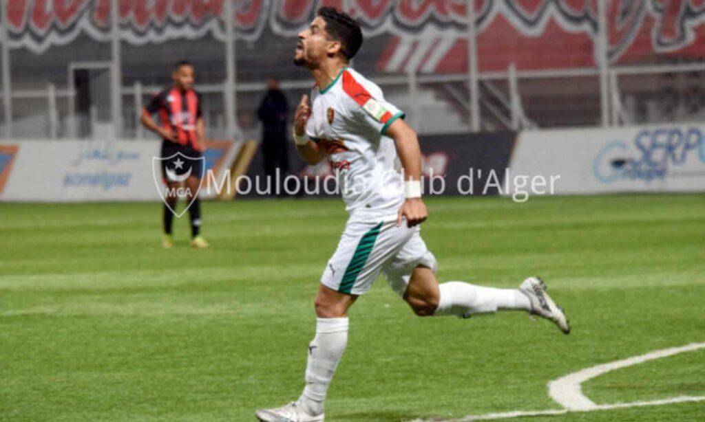 belkheir derby usma mca mouloudia alger 2021