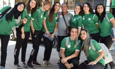 handball feminine selection dz