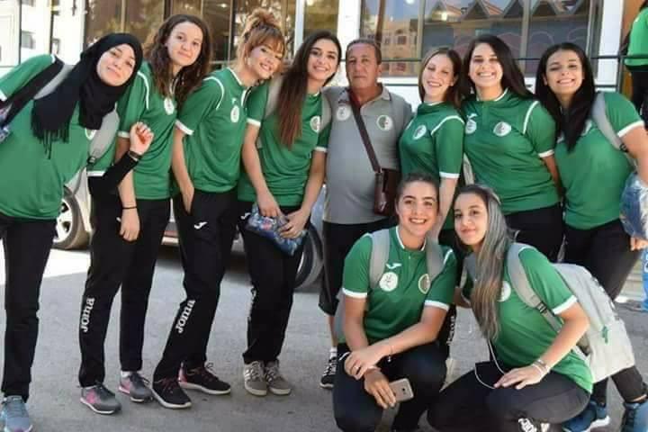handball feminine selection dz