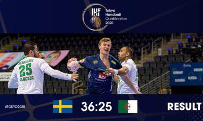 handball suede defaite tqo berlin alg