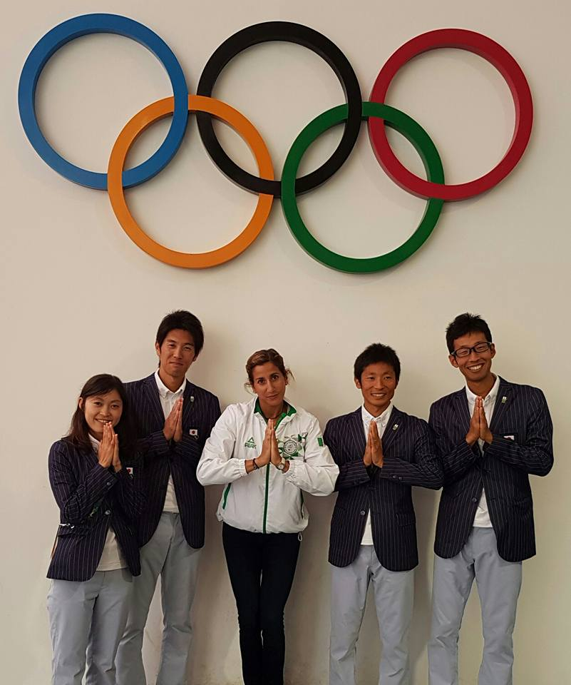 jo amina rouba olympique