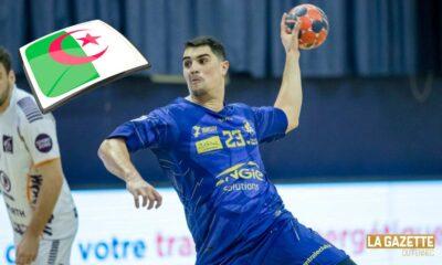 nassim bellahcene algerie handball
