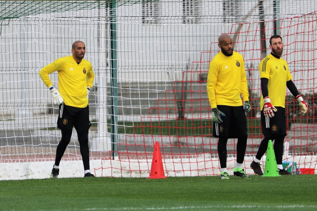 trio gardien doukha mbolhi oukidja match botswana sidi moussa 28 mars 2021