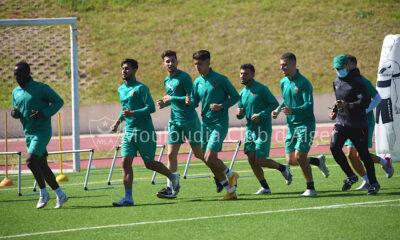 MC Alger CAF CL ES Tunis