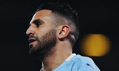 Riyad Mahrez City Dortmund PSG