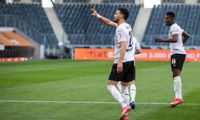 Fennecs TeamDZ Bensebaïni Borussia Monchengladbach Ferhat Delort