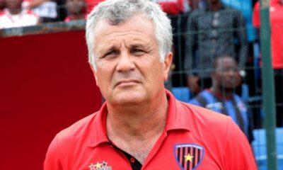 Zoran Manojlovic coach crb nouveau