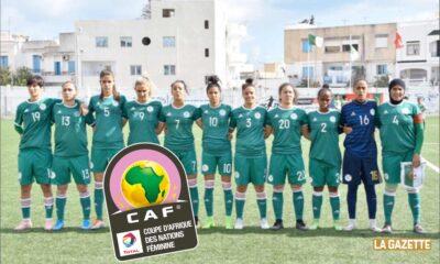 feminine can team algerie