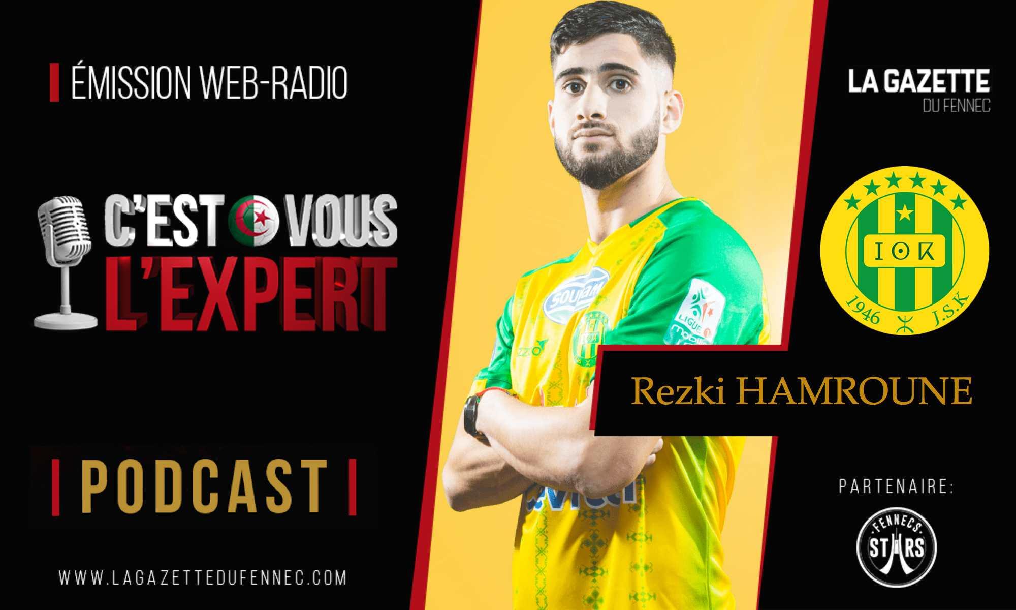 podcast hamroune