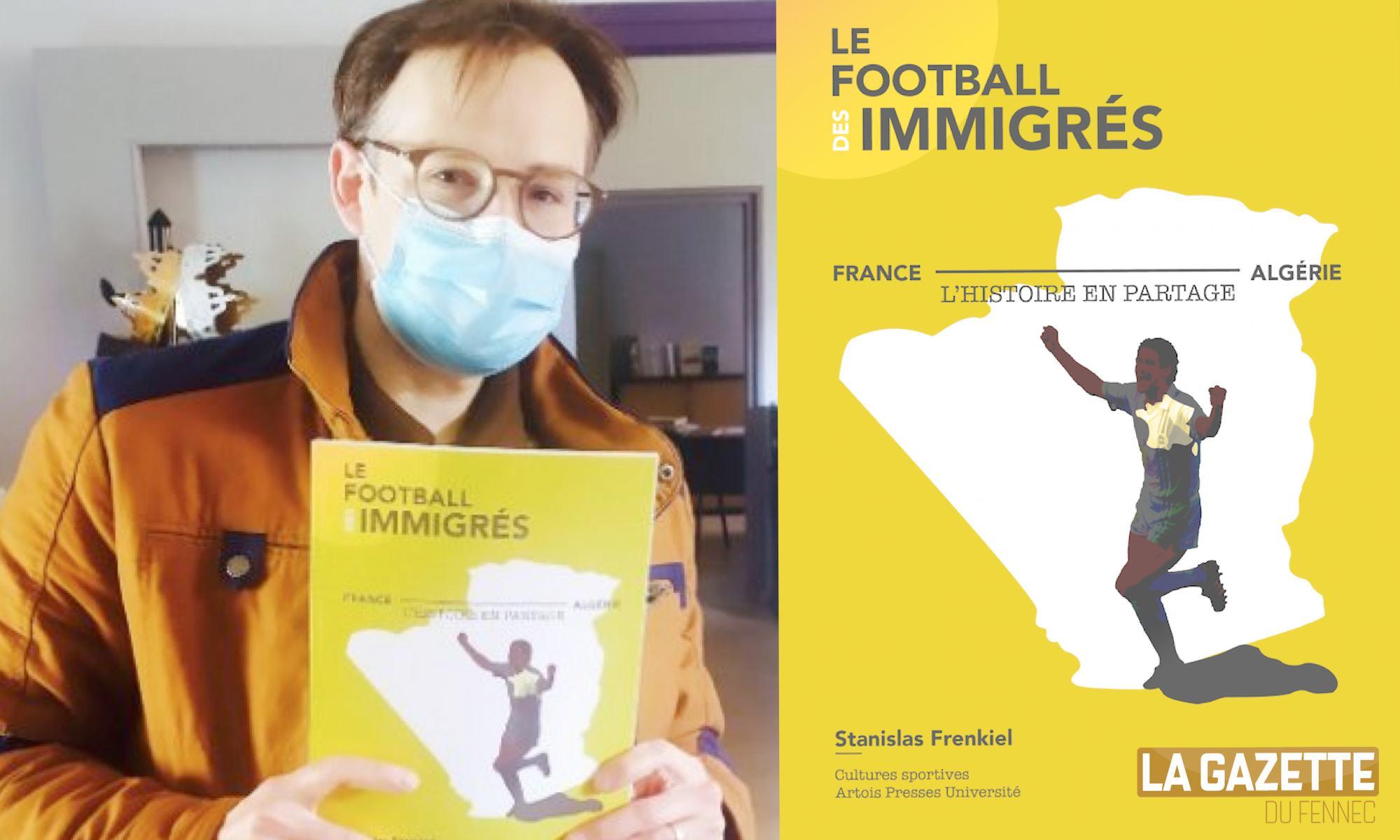 stanislas frenkiel histoire des immigrés ouvrage