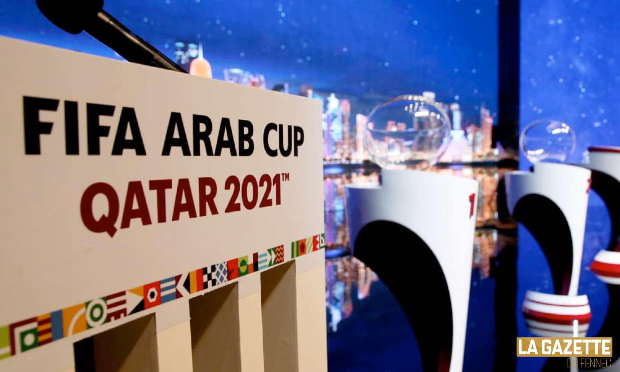 tirage qatar arab cup 2021