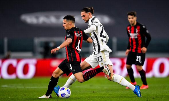 Ismaël Bennacer Rabiot Juventus Milan