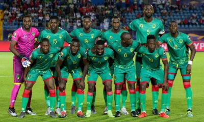Algérie Mauritanie EN match amical