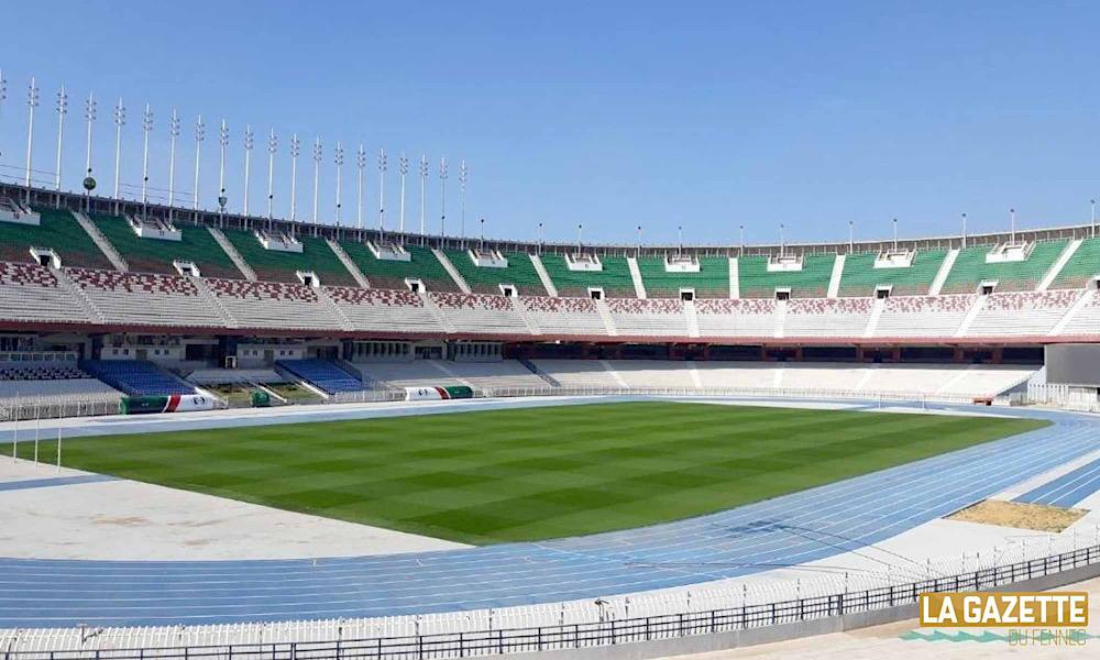 JSK CAF CC Stade du 5 juillet