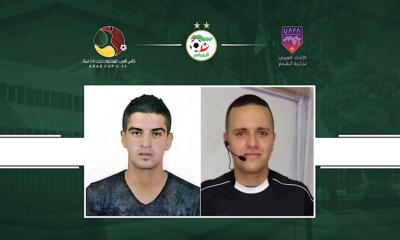 Arbitre algériens UAFA