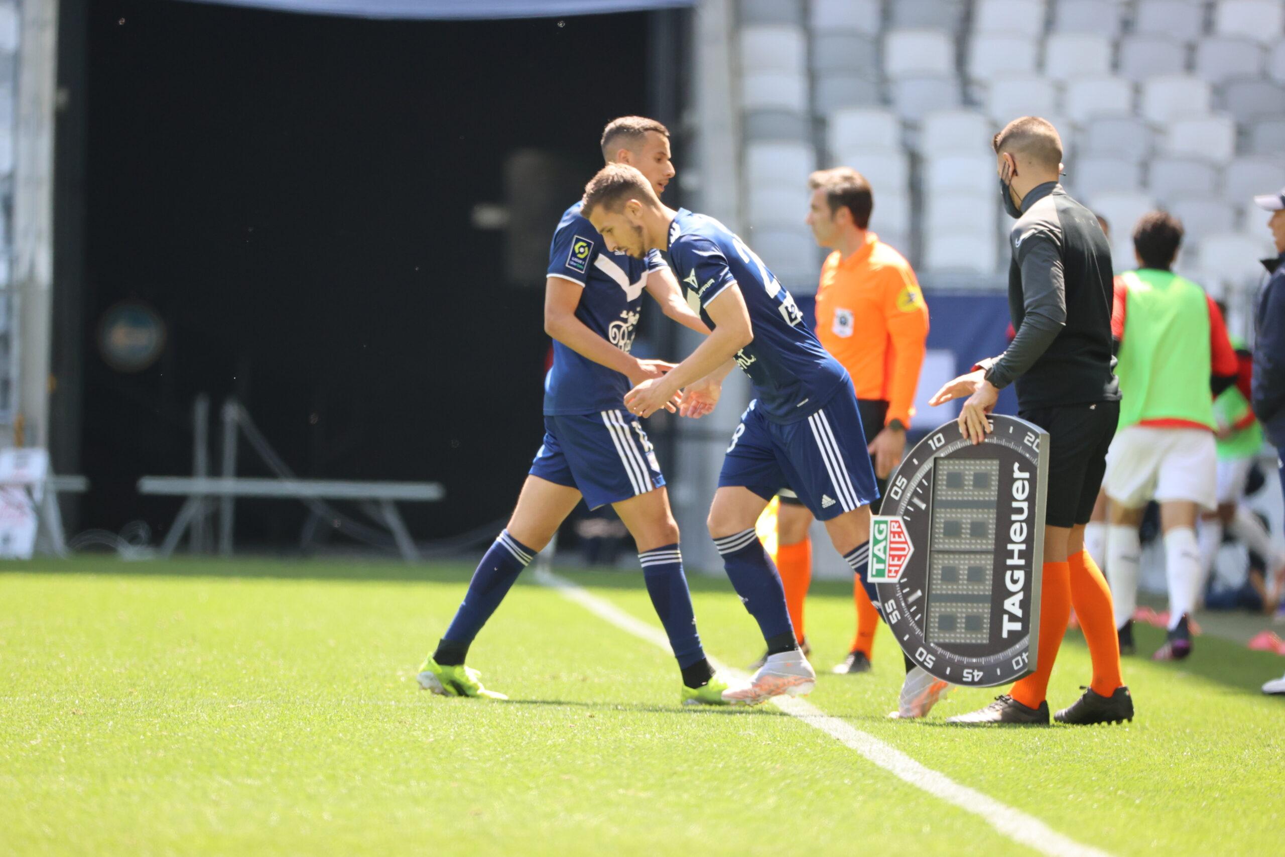 Zerkane Oudin changement Bordeaux Rennes