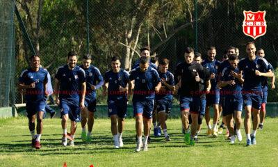 CRB Entrainement CAF CL Espérance de Tunis