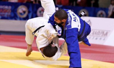 Judo algérie