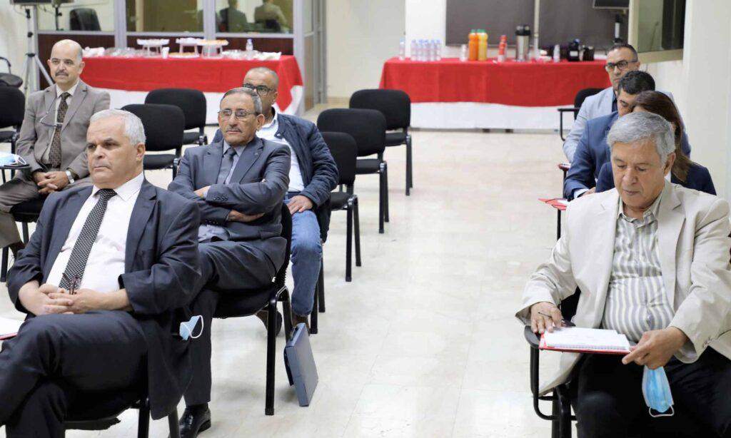 bahloul aissaoui mouldi ameur bureau federal reunion