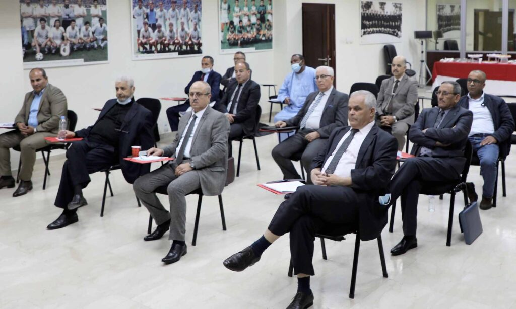 bahloul benhamza medouar gasmi bureau federal reunion