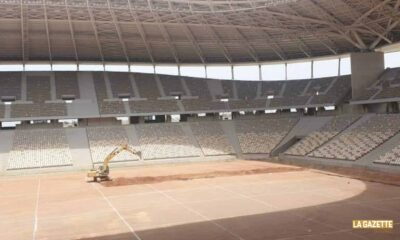 baraki stadium travaux