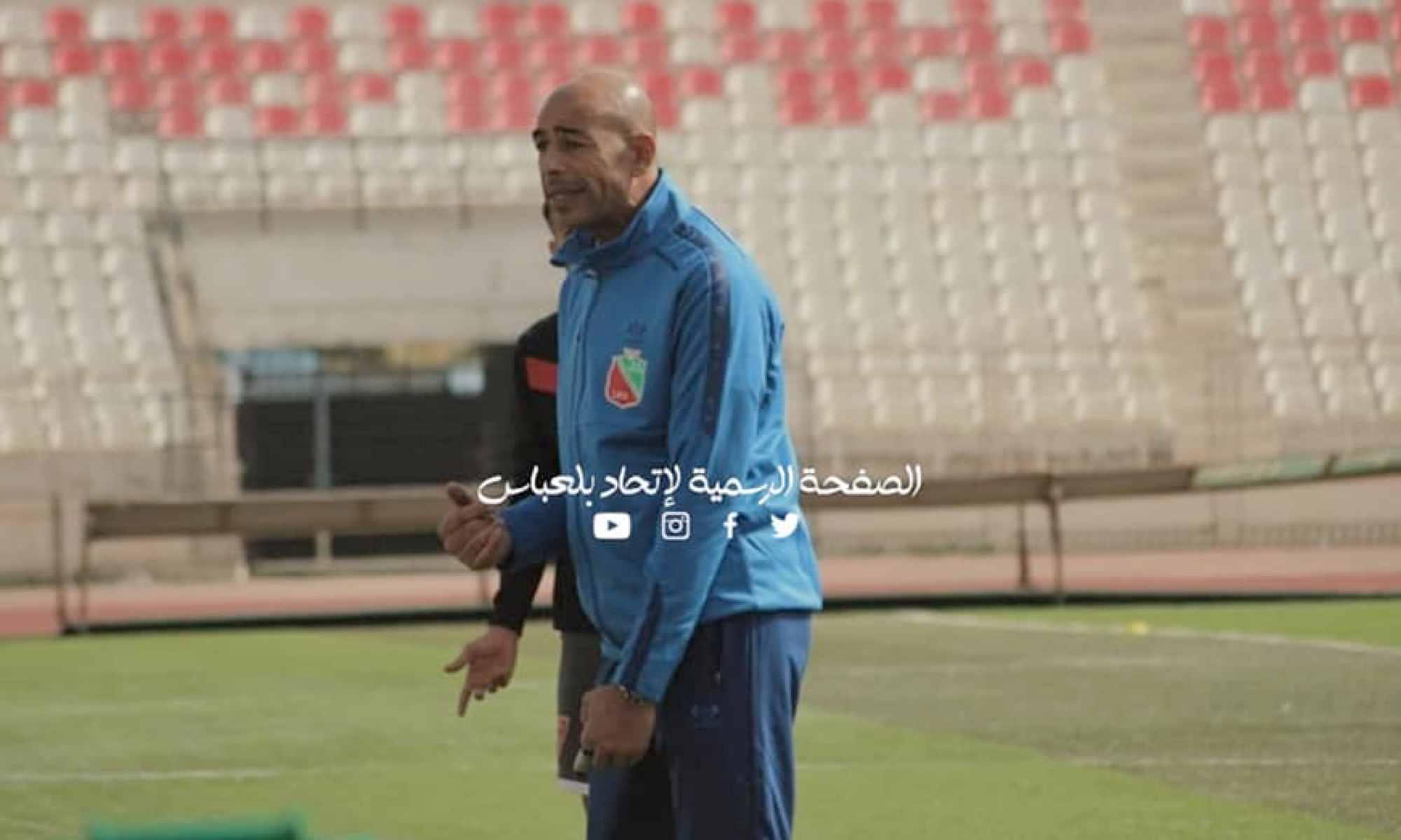 bouakez usmba bel abbes coach