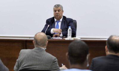 charaf eddine amara preside dos reunion bf bureau